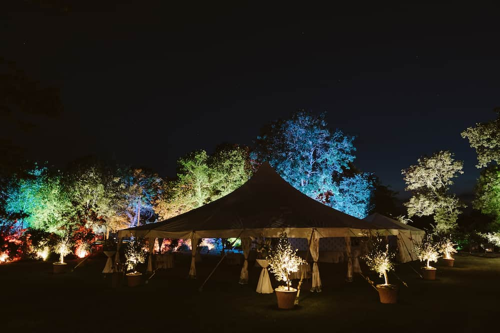 Grand Pole | Marquee Hire Somerset Dorset | Apex Marquees20