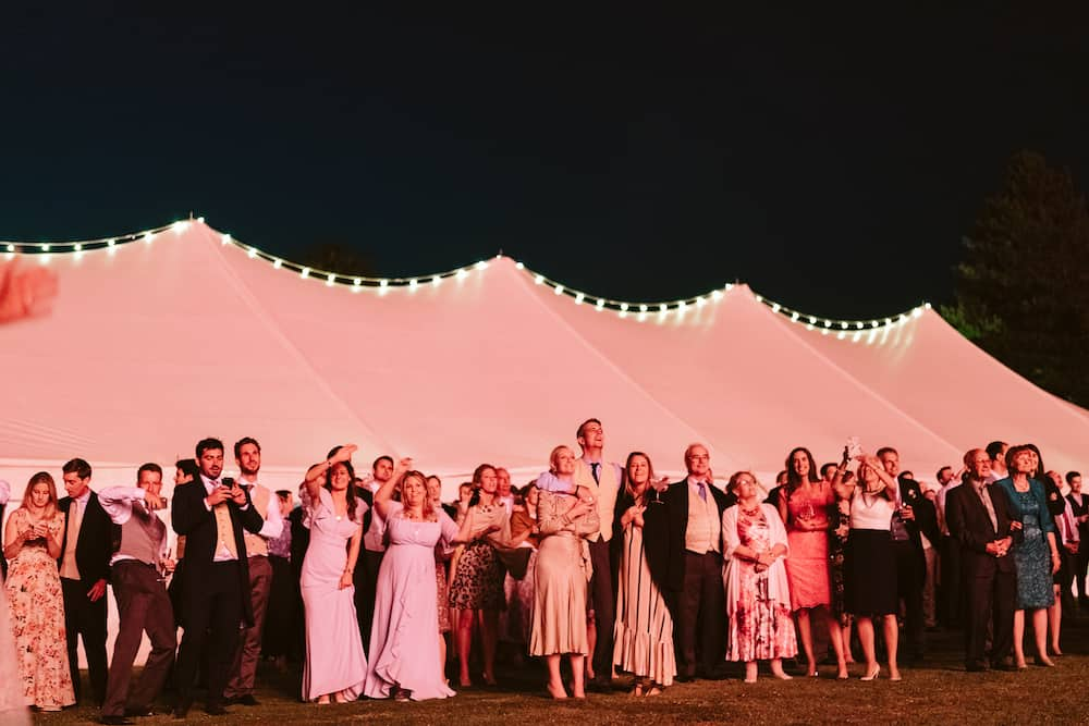 Grand Pole | Marquee Hire Somerset Dorset | Apex Marquees8